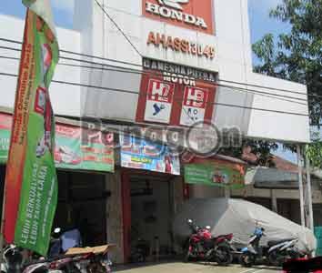Bengkel AHASS 13049 Ganesha Putra Motor Gandrungmangu