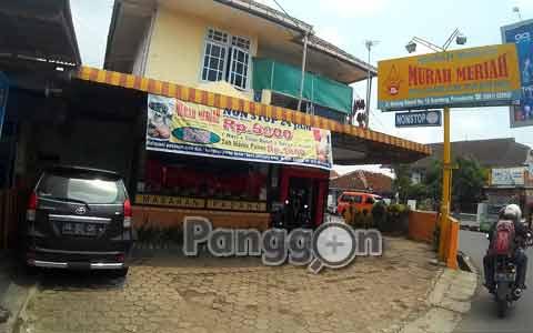 Rumah Makan Padang RM. Murah Meriah Purwokerto