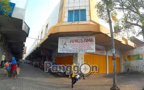 Toko Plastik Angsana Pasar Wage Purwokerto