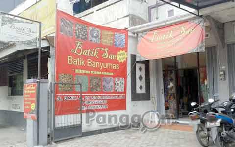 Toko Batik Sae Purwokerto