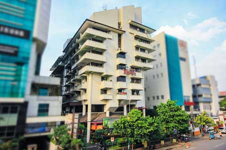 Grand Menteng Hotel Jakarta