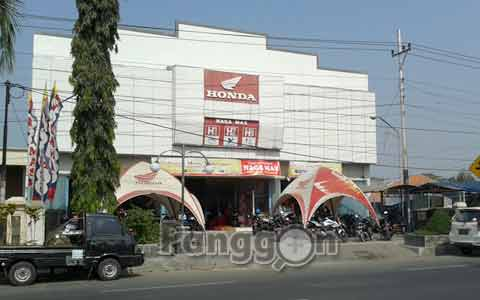 Dealer / Bengkel Honda Naga Mas Slawi