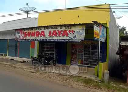 Toko Sepatu Sunda Jaya - Genteng - Cimanggu
