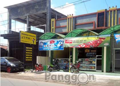 Andromeda Motor Tanjung - Purwokerto
