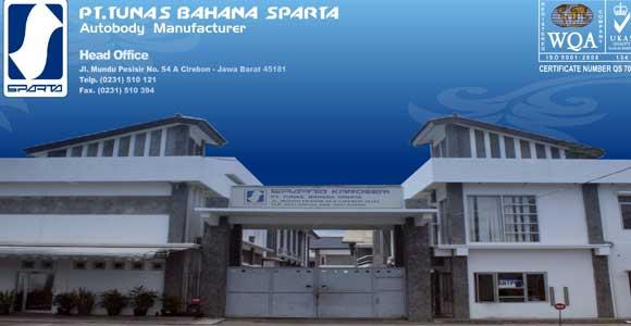 Karoseri Sparta Cirebon