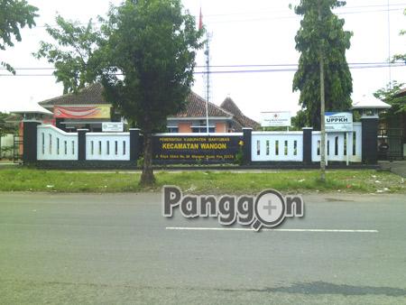 Kecamatan-Wangon