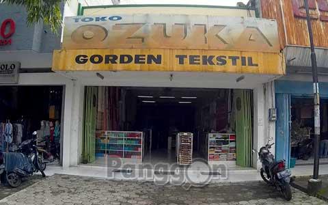 Toko Ozuka Gorden Tekstil Purwokerto