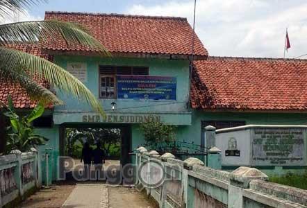 SMP Jenderal Suudirman Kedungreja