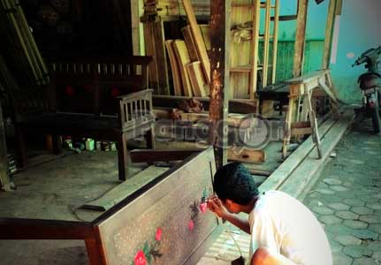 Furniture Bening Lestari Wangon