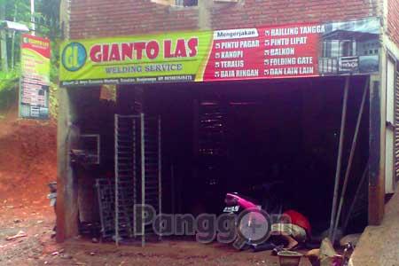 Gianto Las Welding Service Banjarnegara