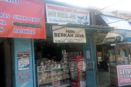 Agen Berkah Java Sampang Cilacap