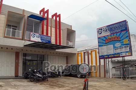 Bank BKR Tirta Danarta Purwokerto