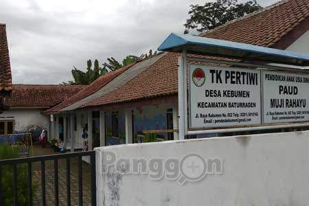 TK Pertiwi & PAUD Muji Rahayu Kebumen