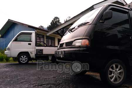 Taksi Barang Jaya Mandiri Trans Purwokerto