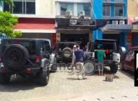 Pionir Jeep Jakarta