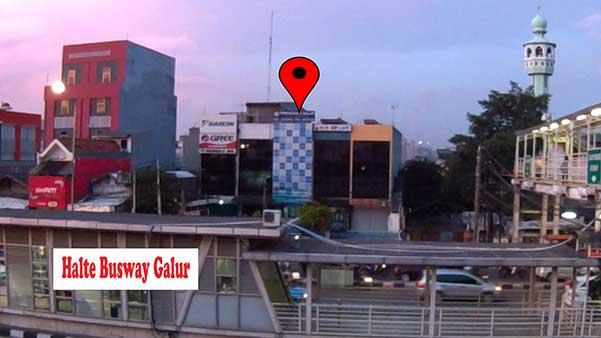 Bimbel Primagama Galur Jakarta Pusat