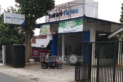 Apotek Indra Farma Sumampir Purwokerto