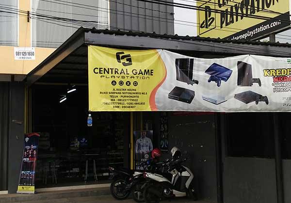 Central Game Teluk Purwokerto