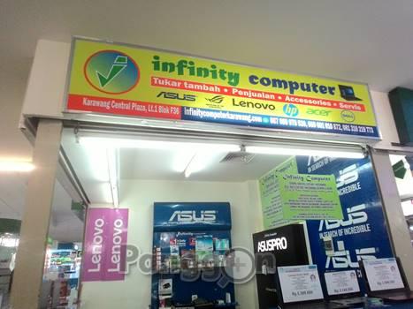 Infinity Computer Karawang