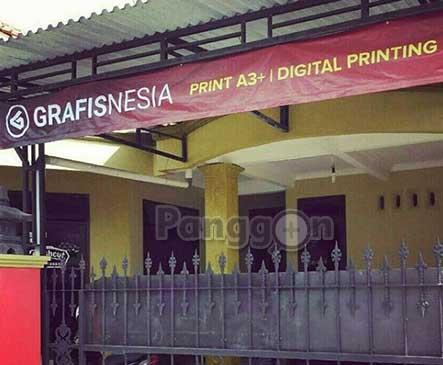 Percetakan Grafisnesia Digital Printing Sokaraja