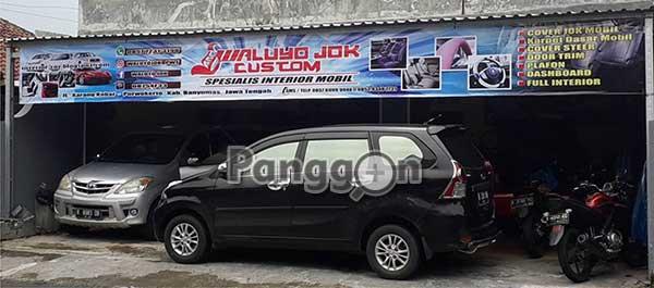 Spesialis Interior Mobil Waluyo Jok Custom Purwokerto