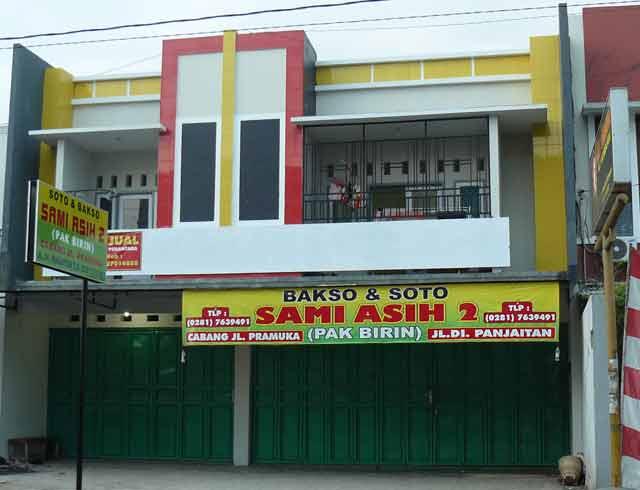 Bakso & Soto Sami Asih 2 Purwokerto