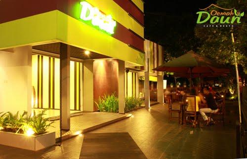 Oemah Daun Cafe & Resto